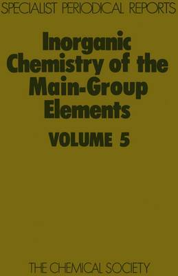 Inorganic Chemistry of the Main Group Elmts image