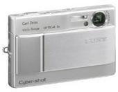 Sony DSCT10W 7.2MP Digital Camera - White