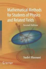 Mathematical Methods by Sadri Hassani