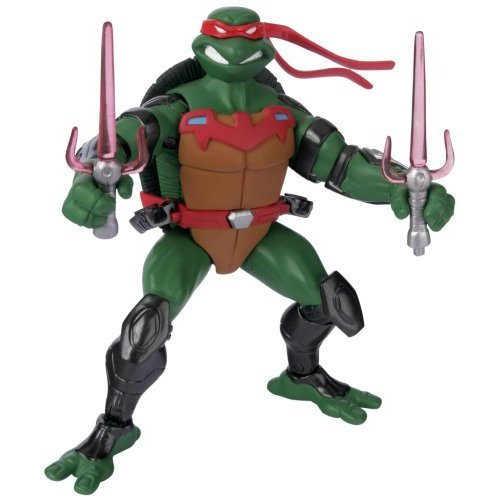 Teenage Mutant Ninja Turtles - Fast Forward Basic Figure - Raphael