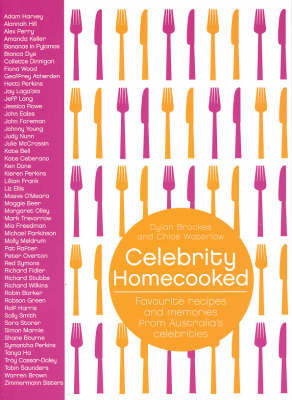 Celebrity Homecooked by Dylan Brookes And Chloe Waterlow