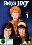 Here's Lucy - The Complete First Season DVD