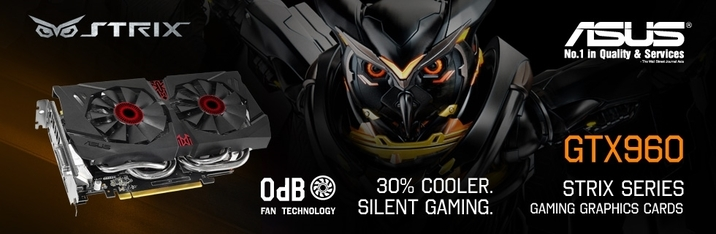 Asus STRIX Gaming Gear - IN STOCK NOW