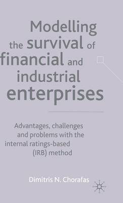 Modelling the Survival of Financial and Industrial Enterprises by D. Chorafas image