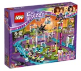 LEGO Friends: Amusement Park Roller Coaster (41130)