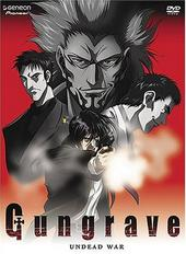 Gungrave - Vol 3: Undead War on DVD