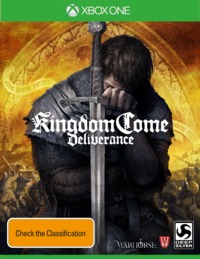Kingdom Come Deliverance Special Edition for Xbox One