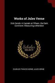 Works of Jules Verne by Charles Francis Horne image