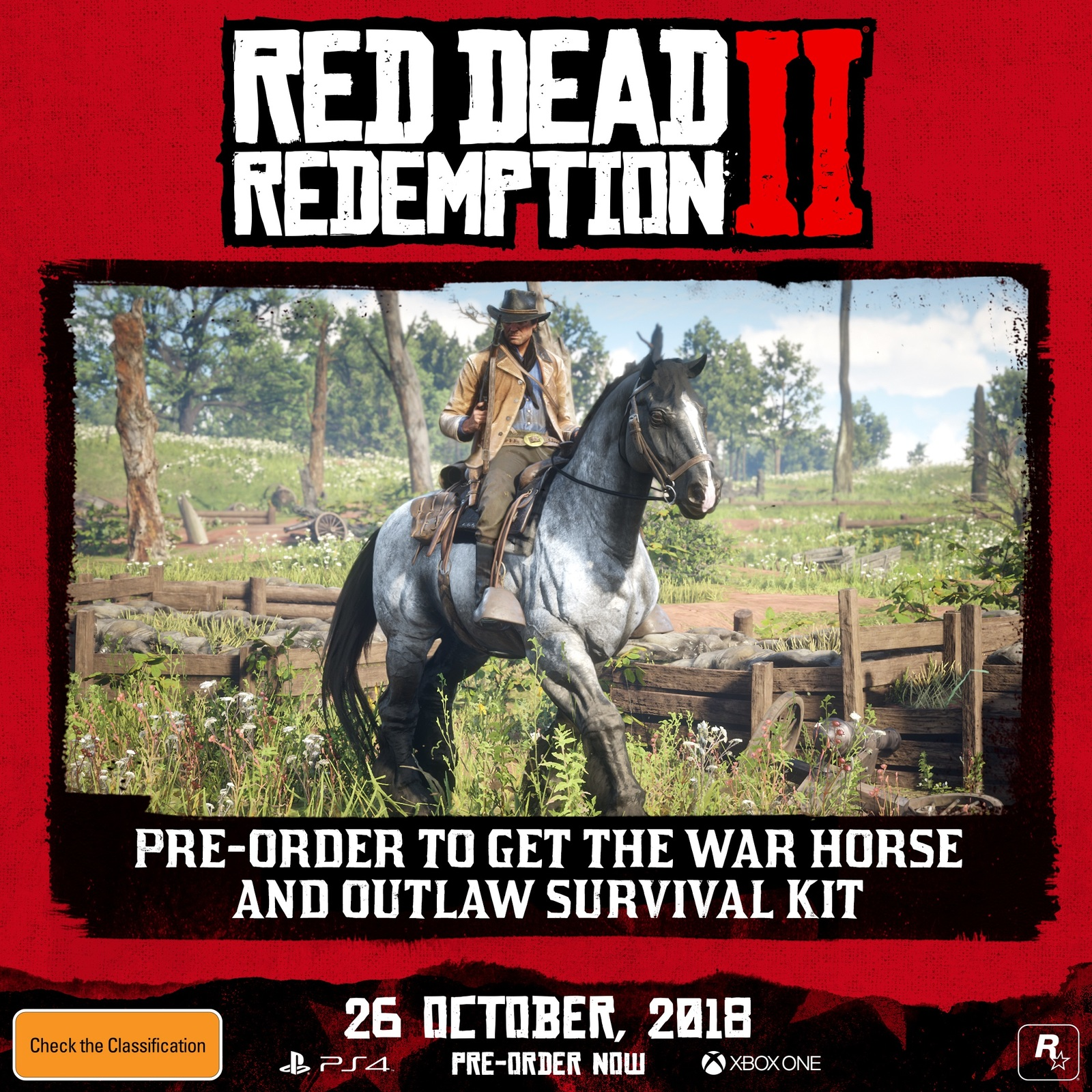 Red Dead Redemption 2 for Xbox One image