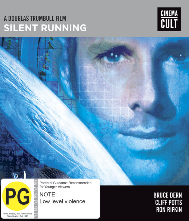 Silent Running on Blu-ray