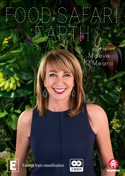 Food Safari - Earth on DVD