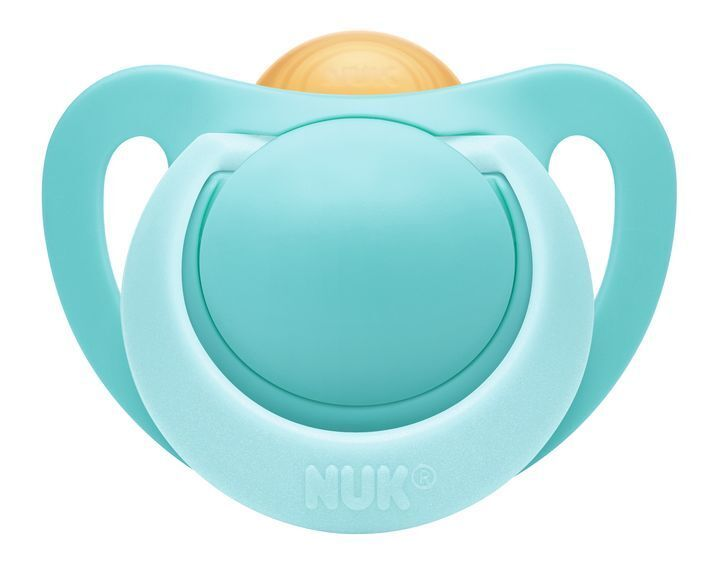 NUK: Genius Latex Soother - 0-2 Months image