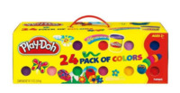Play-Doh - Super Colour Kit (24-Pack)
