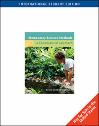 Elementary Science Methods: A Constructivist Approach: With Infotrac by David Martin image