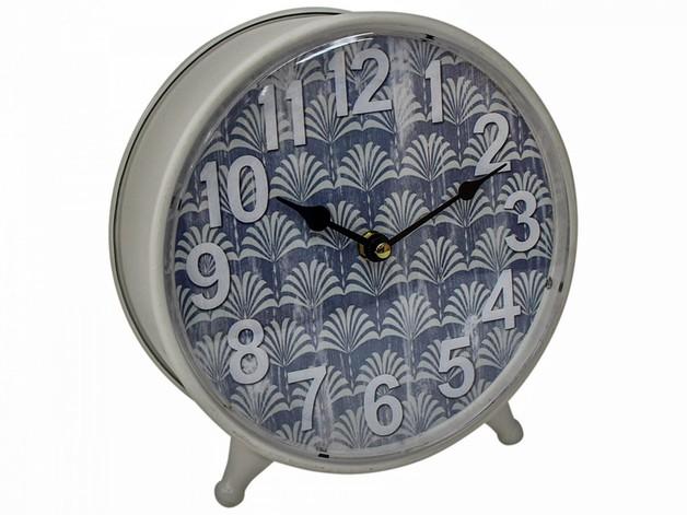 LaVida: Table Clock - French Palm