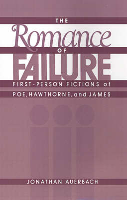 The Romance of Failure by Jonathan Auerbach image
