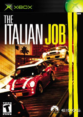 The Italian Job for Xbox