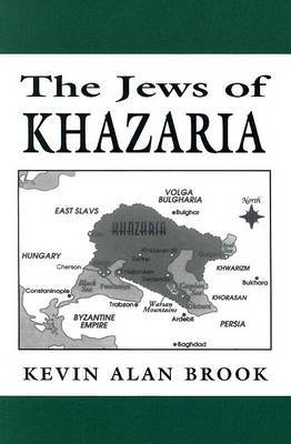 The Jews of Khazaria by Kevin Alan Brook image