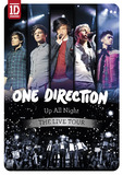 One Direction - Up All Night – The Live Tour on Blu-ray