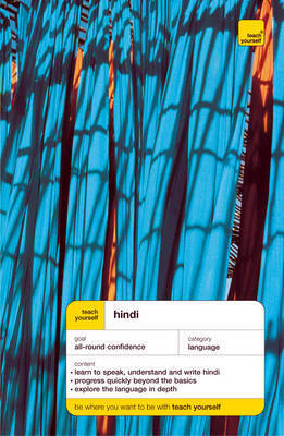 Teach Yourself Hindi by Rupert Snell