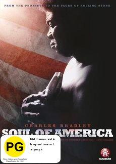 Soul of America: Charles Bradley on DVD