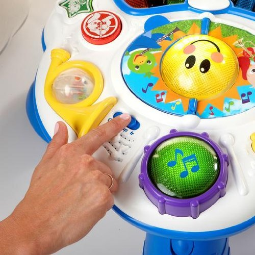 ... Baby Einstein: Discovering Music   Activity Table Image ...