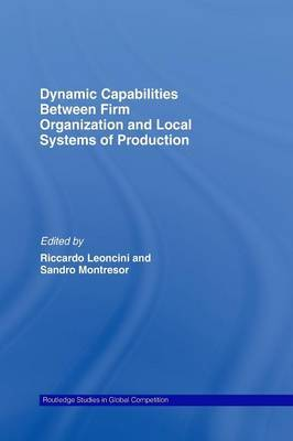 Dynamic Capabilities Between Firm Organisation and Local Systems of Production image