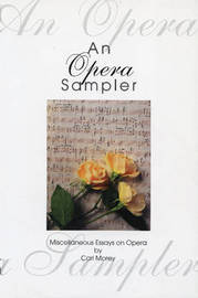 An Opera Sampler by Carl Morey image