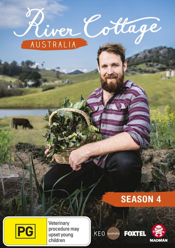 River Cottage Australia: Series 4 on DVD