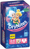 Huggies DryNites Pyjama Pants 2-4yrs Girls 13-20kg - (11)