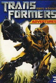 Transformers Adventures: v. 3 by Simon Furman image