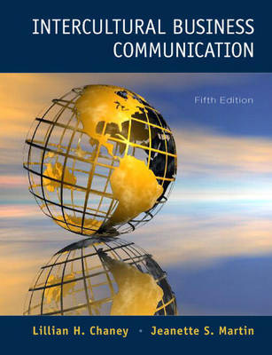 Intercultural Business Communication by Lillian H Chaney image