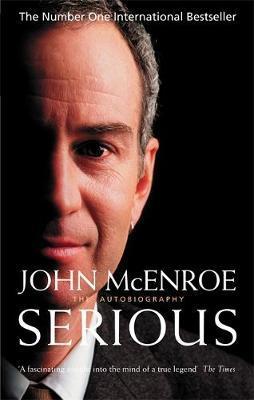Serious by John McEnroe image