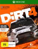 DiRT 4 Day One Edition for Xbox One