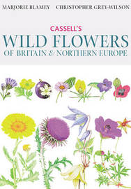 Cassell's Wild Flowers of Britain and Northern Europe by Christopher Grey-Wilson image
