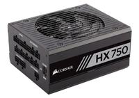 750W Corsair HX750 80 Plus Platinum High Performance Power Supply