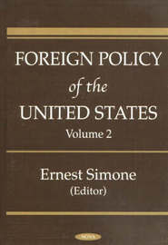 Foreign Policy of the United States: v. 2 image