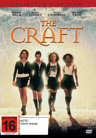 The Craft on DVD image