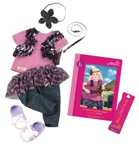 Our Generation: Read & Play Outfit Set - Layla's Music