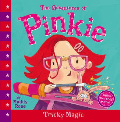 Adventures of Pinkie by Maddy Rose