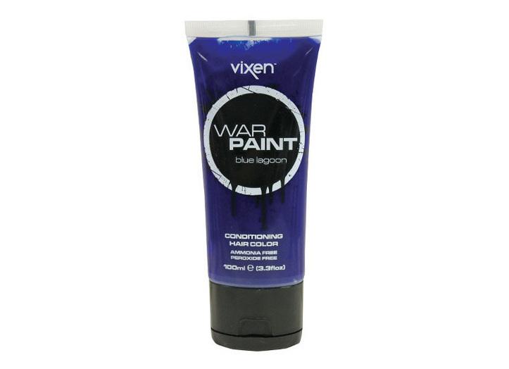 Vixen War Paint Temporary Hair Colour - Blue Lagoon image