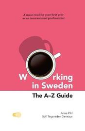 Working in Sweden by Anne Pihl image