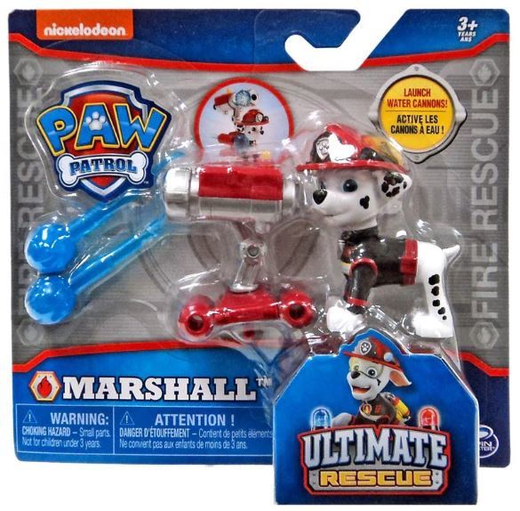 Paw Patrol: Ultimate Rescue - Marshall | Toy | at Mighty Ape