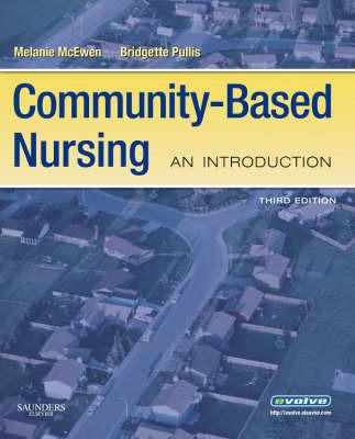 Community-Based Nursing by Melanie McEwen image