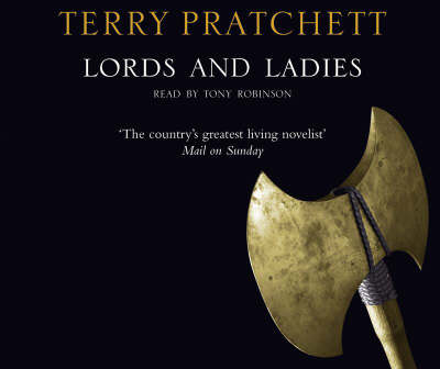 Lords and Ladies (Discworld - The Witches / The Wizards) by Terry Pratchett image