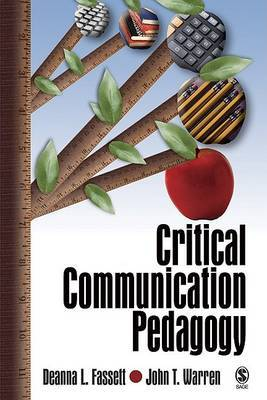 Critical Communication Pedagogy by Deanna L. Fassett image