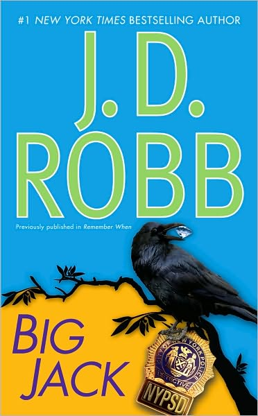 Big Jack (In Death #20 - Part 2) by J.D Robb image