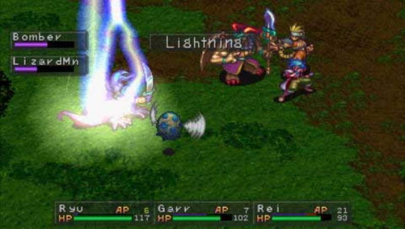 Breath of Fire 3 (Essentials) for PSP image