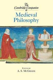The Cambridge Companion to Medieval Philosophy image