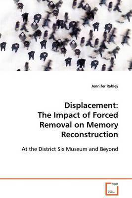 Displacement by Jennifer Rabley